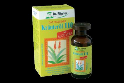 Biljno ulje 110 za negu tela