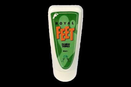 royal feet gel